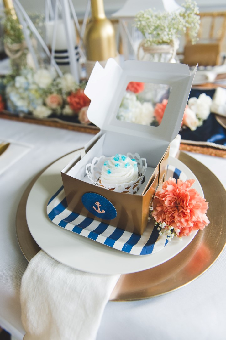 DIY Wedding Ideas for a Nautical Wedding