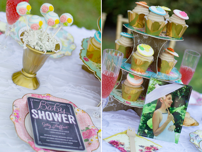 Garden Party Baby Shower