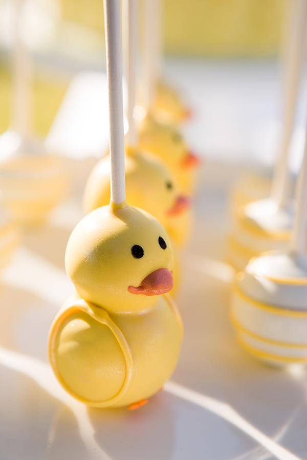 Little Duckling Adoption Party Baby Shower Ideas