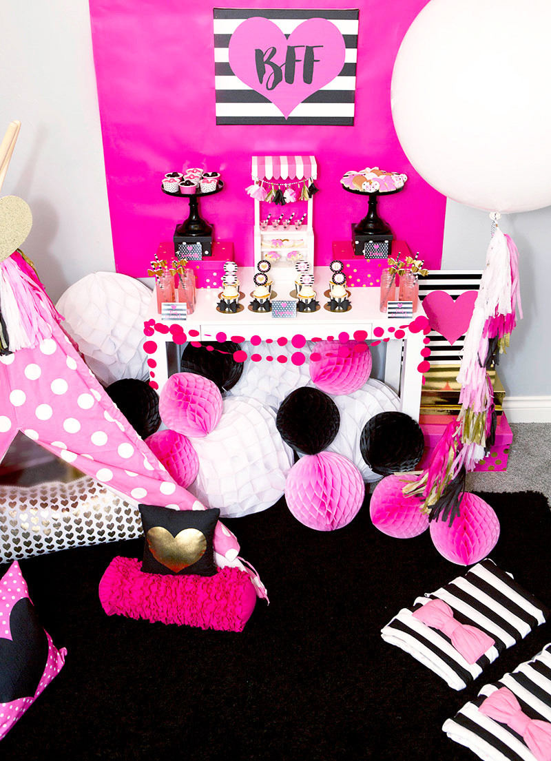 American Girl Birthday Party Decorations
