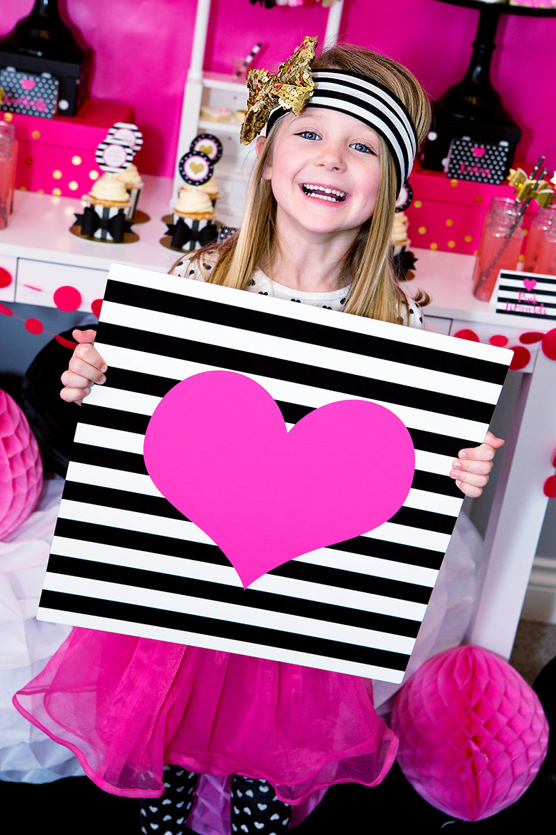 Kate Spade American Girl Doll Birthday Party