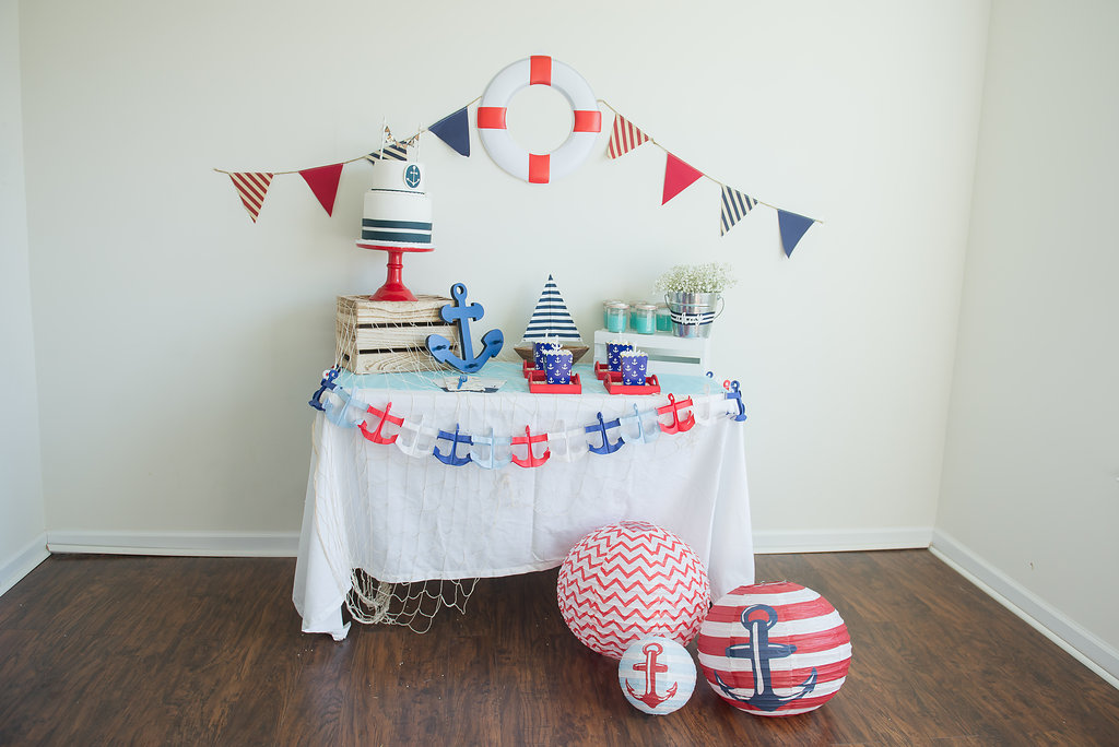 Nautical baby shower for Nautical projects