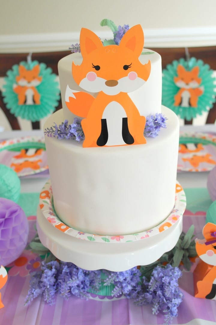 Lil Fox First Birthday
