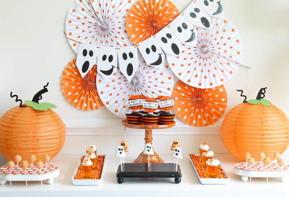 kids halloween party and ideas