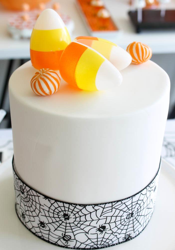 kids halloween party ideas and halloween cake