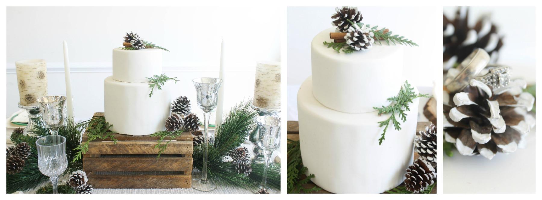 Rustic Winter Wedding Ideas