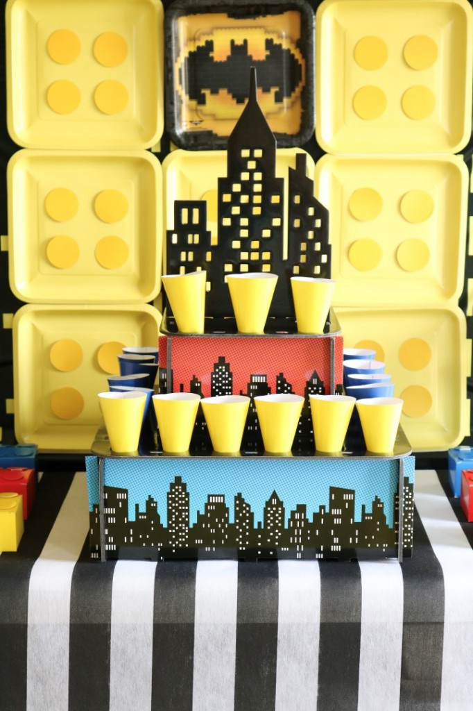 Awesome Lego Batman Party Ideas