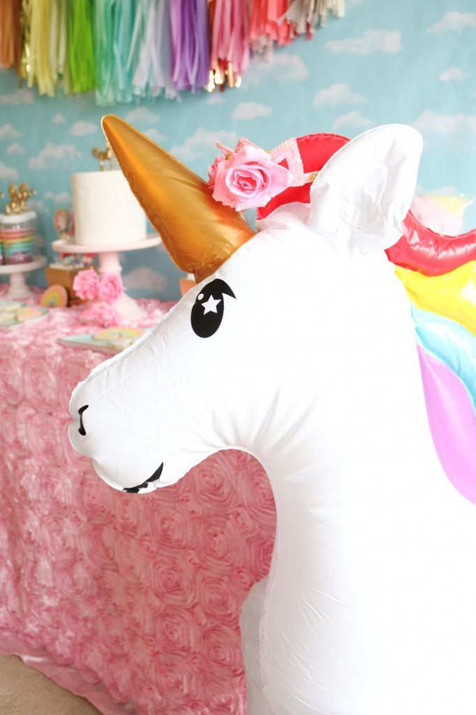 Rainbows and Unicorns Party Ideas
