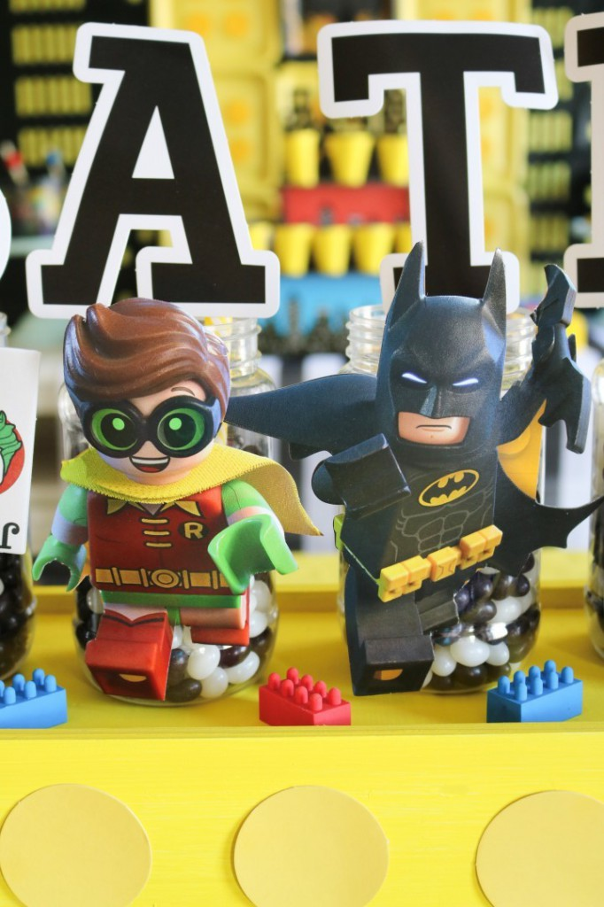Awesome Lego Batman Party Ideas