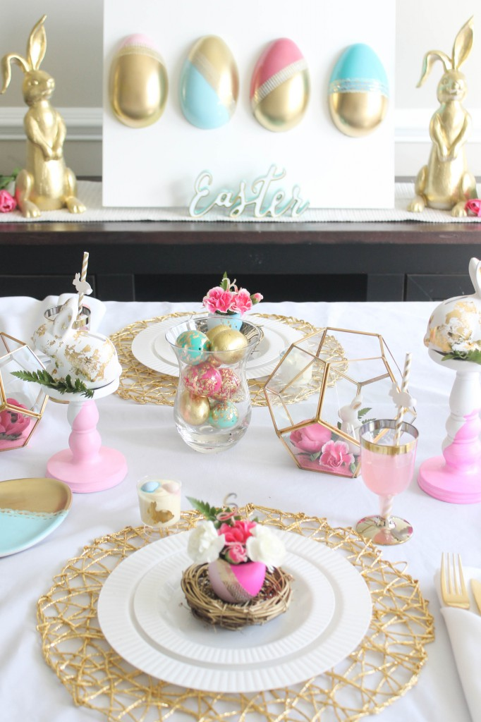 Modern Easter Party