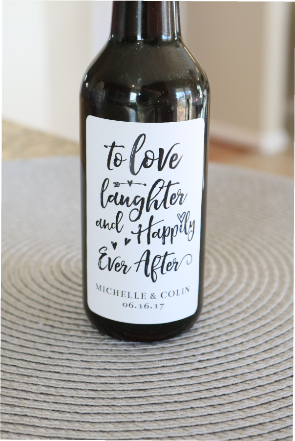 Rustic Wine Themed wedding or Bridal Shower Favor Ideas