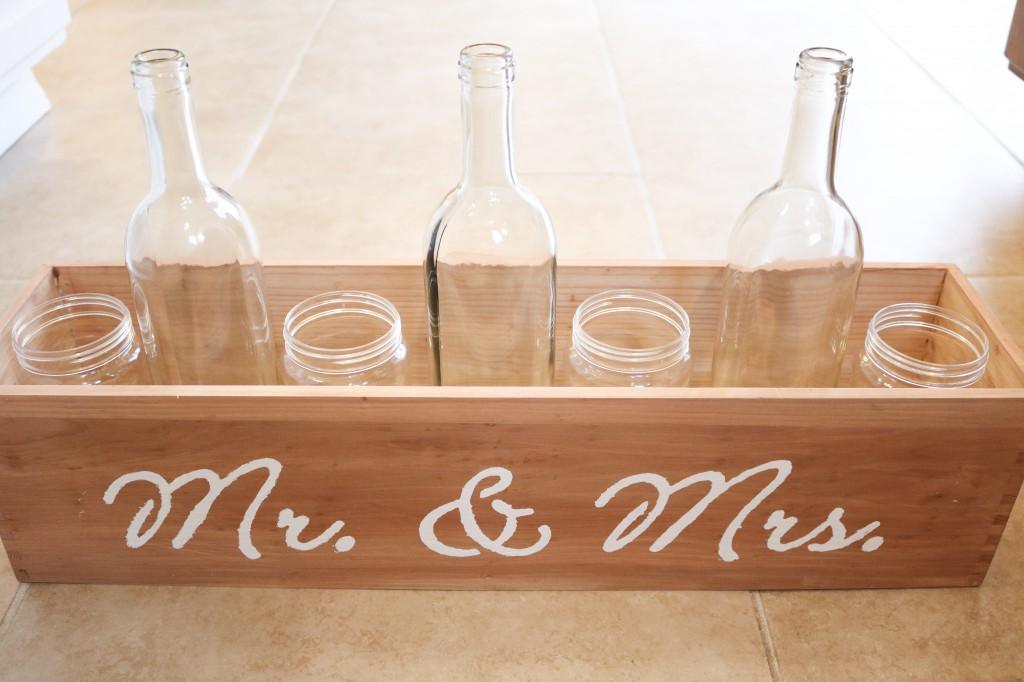Rustic Wedding and Bridal Shower Centerpiece Ideas