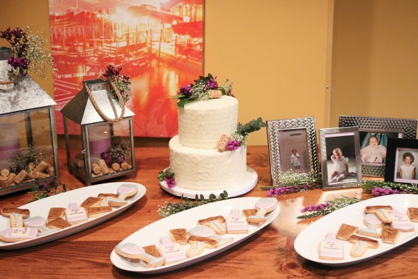Rustic Wine Themed Bridal Shower and Wedding Ideas