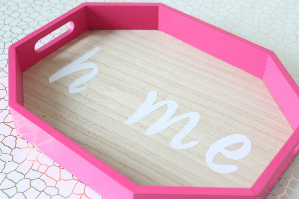 DIY Home Pineapple Tray-6