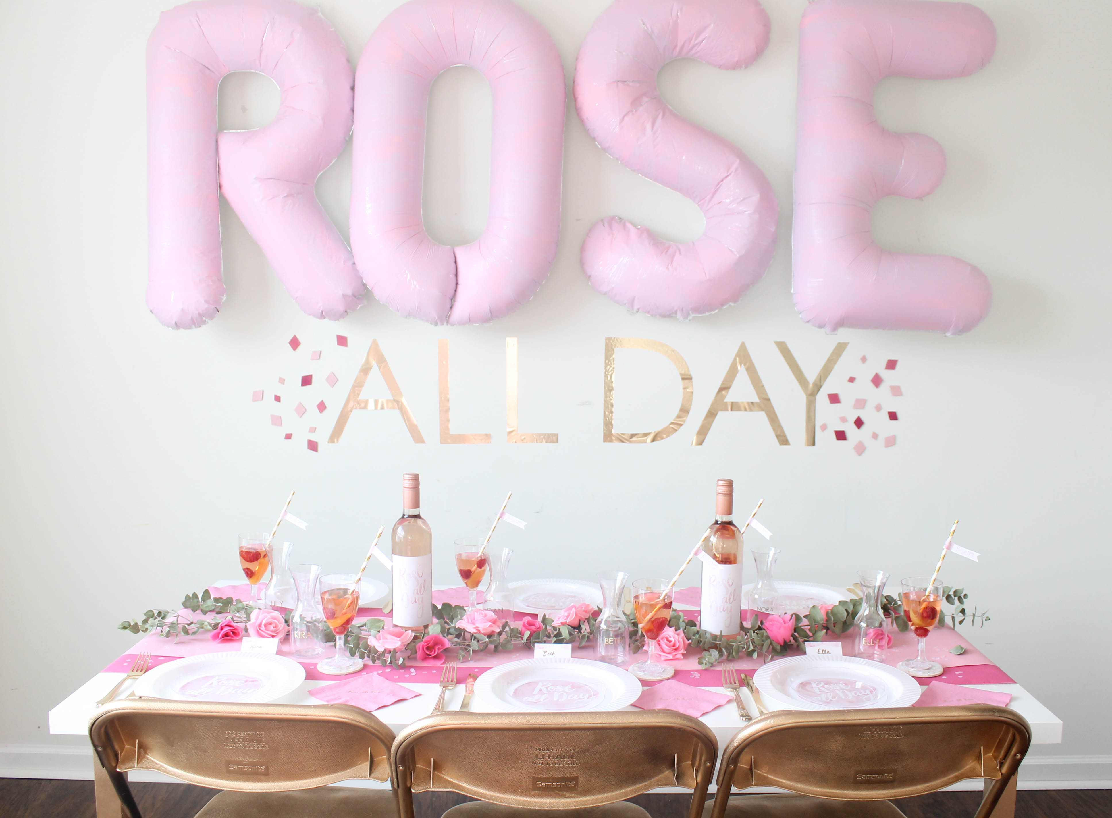 Bridal Shower Ideas | Sweetly Chic Events & Design