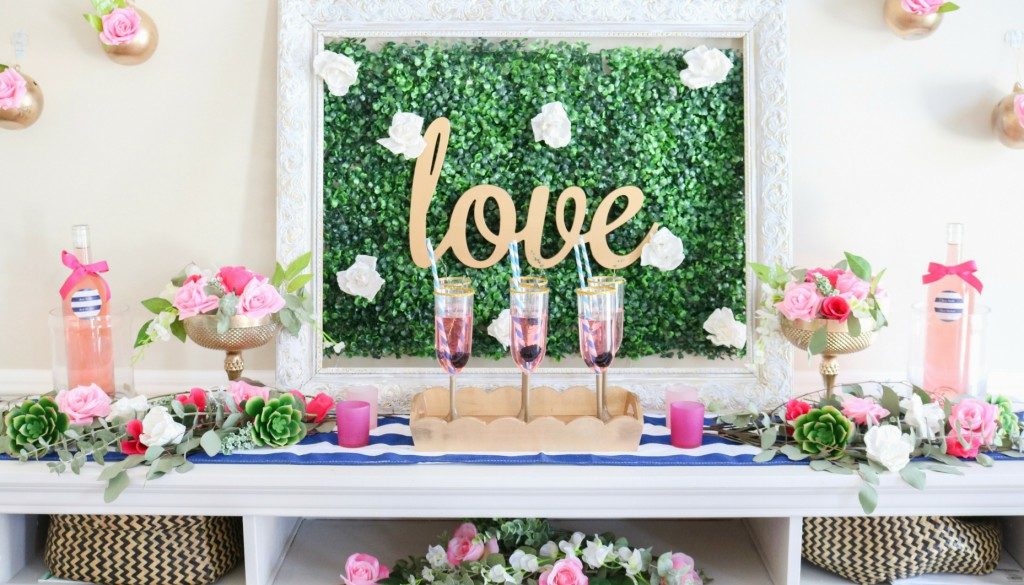Navy and Pink Spring Wedding Ideas and Recipe