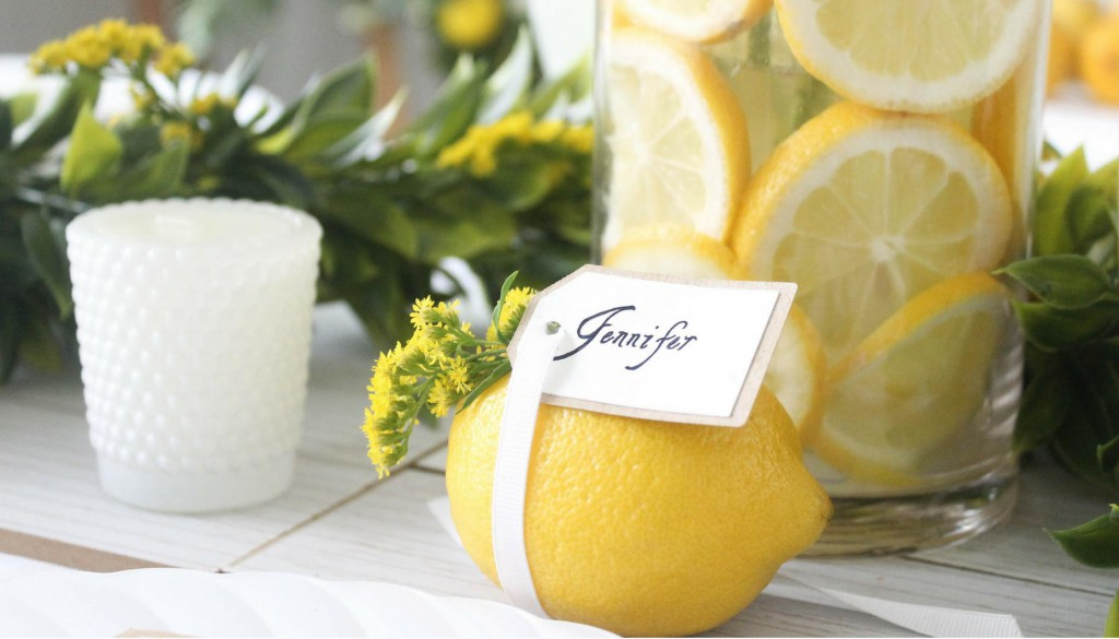 Lemon-Wedding-Lemon-Place-Card