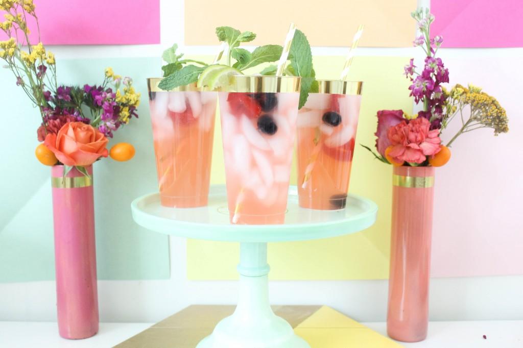 Mixed Berry Mojito Recipe-6