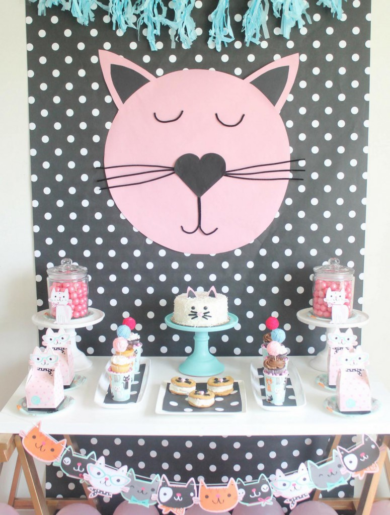 Purr-Fect-Cat-Party-Full-Dessert-Bar