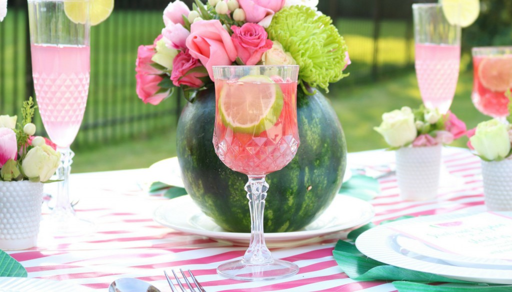Watermelon Bridal Shower